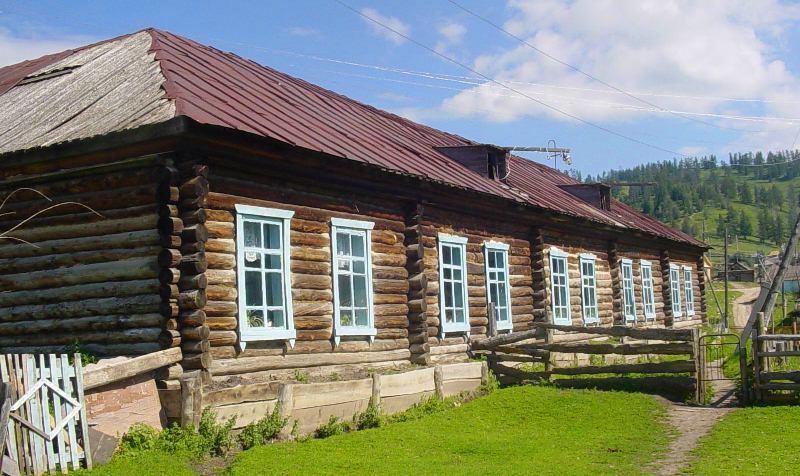 Поселок Урунхайка.