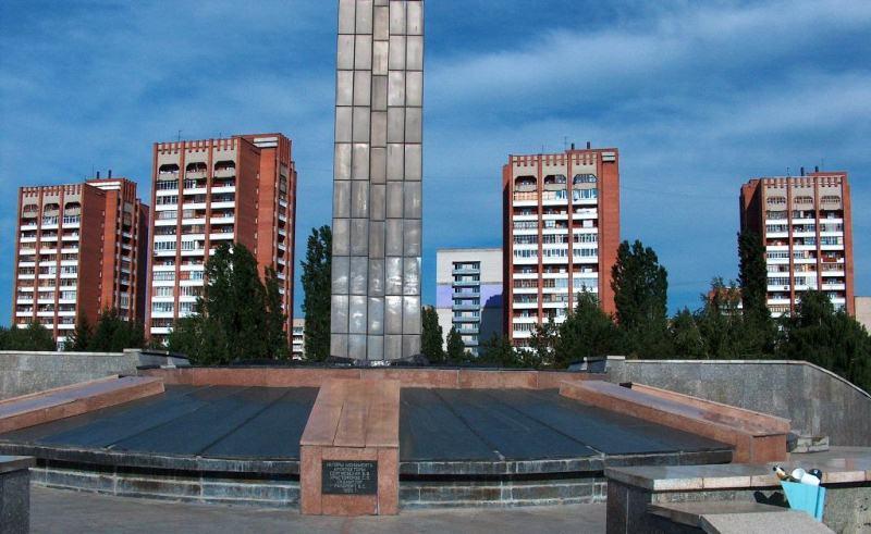 Достопримечательности города Усть-Каменогорска.