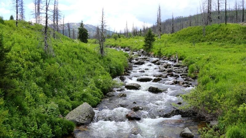 Река Арасан.