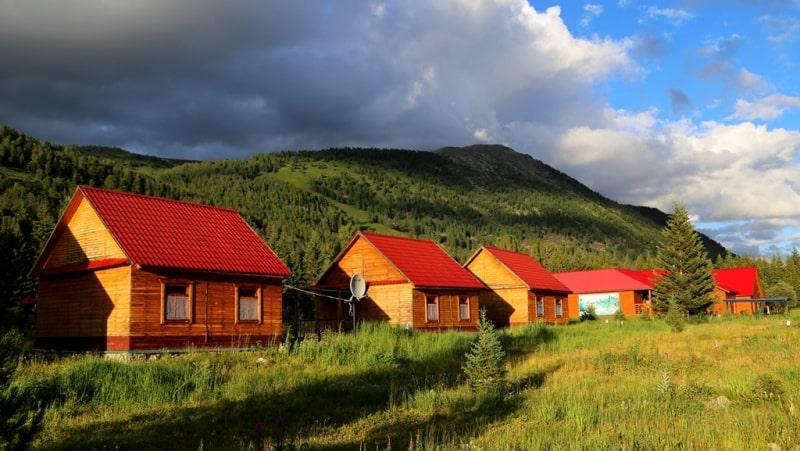 The Health resort Rakhmanovsky klyuchi.