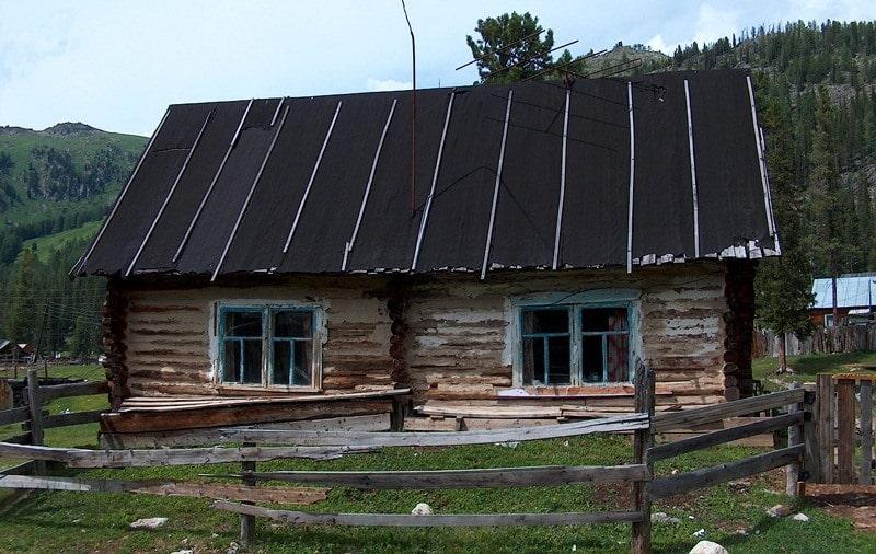 Озеро Рахмановское и его окрестности.