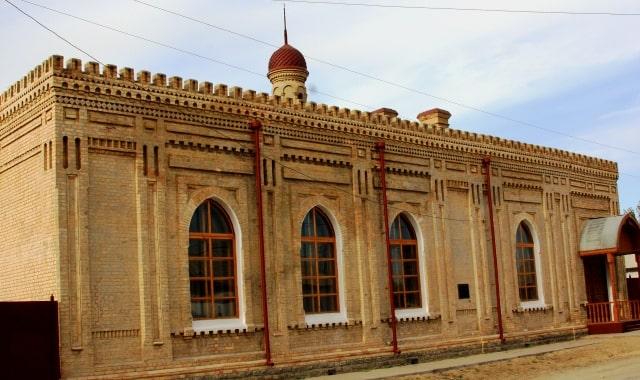 Mosque Nogay in Kazalinsk (Aiteke Bi).