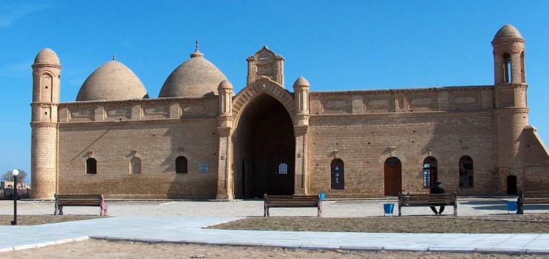 Mausoleum Arstanbab.