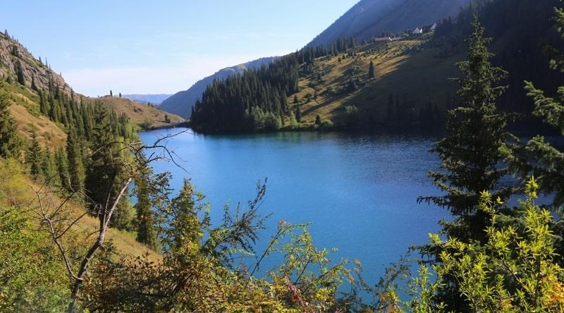 Озеро Кольсай -I.