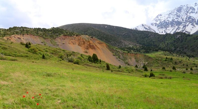 Ущелье Киши-Каинды.