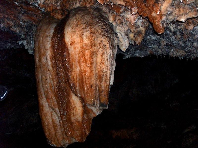 Сталактитовая пещера Сказка.
