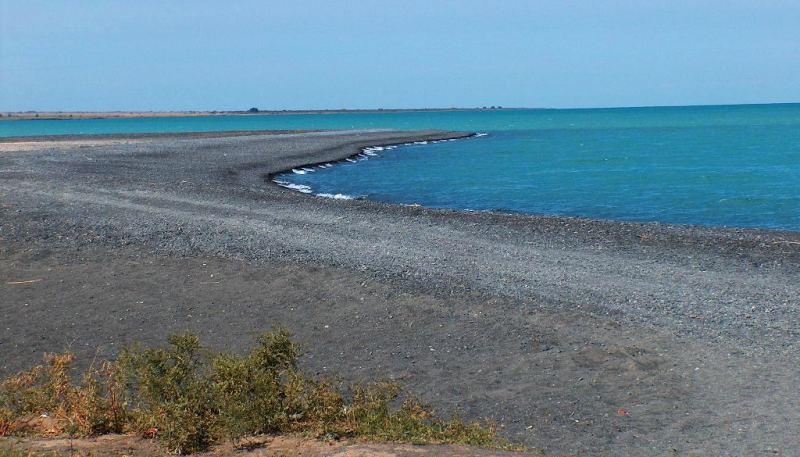 Lake Alakol.