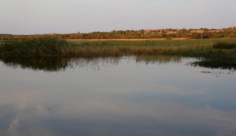 Озеро Алаколь.