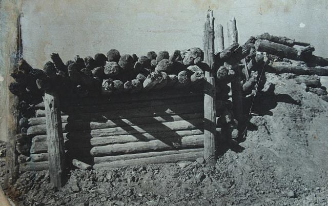 Раскопки на курганах Бесшатыр.