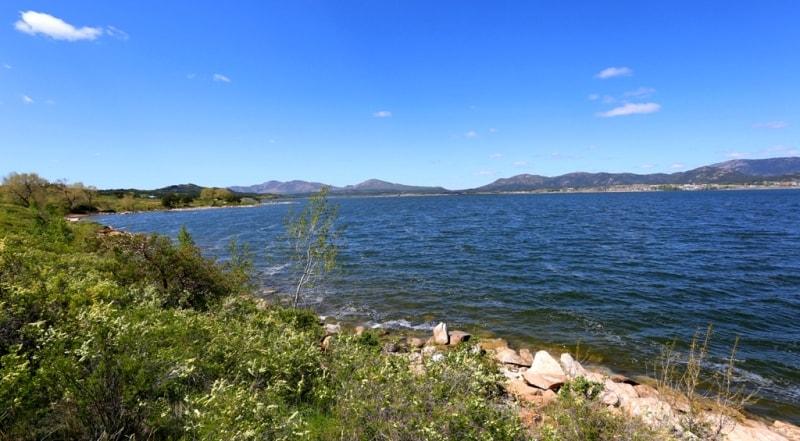 Sabandykol lake.