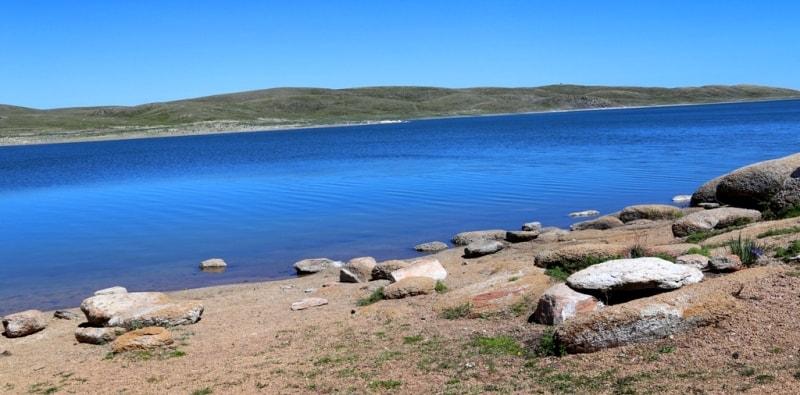 Toruaigyr lake.
