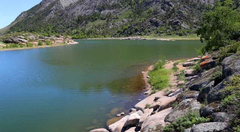 Торайгыр озеро.