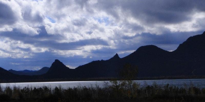 Lake Big Chebachye.