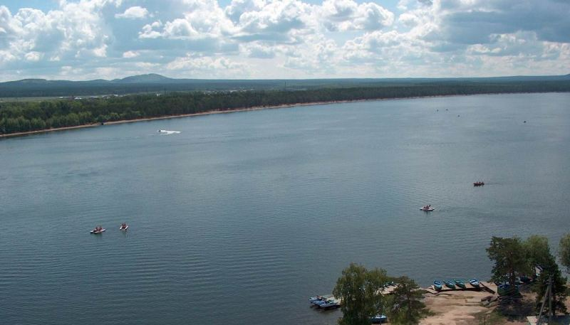 Borovoye lake.
