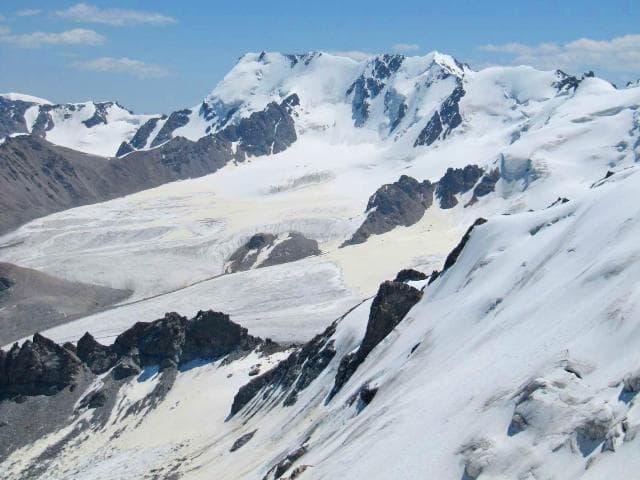 Ледник Григорьева.