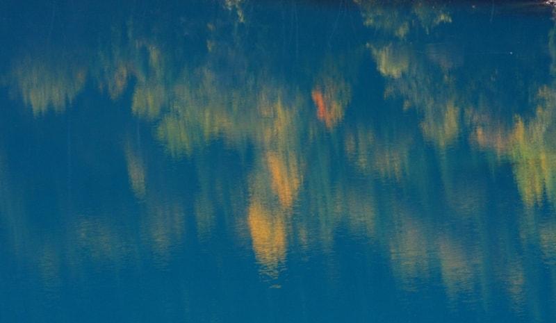 The Issyk lake.