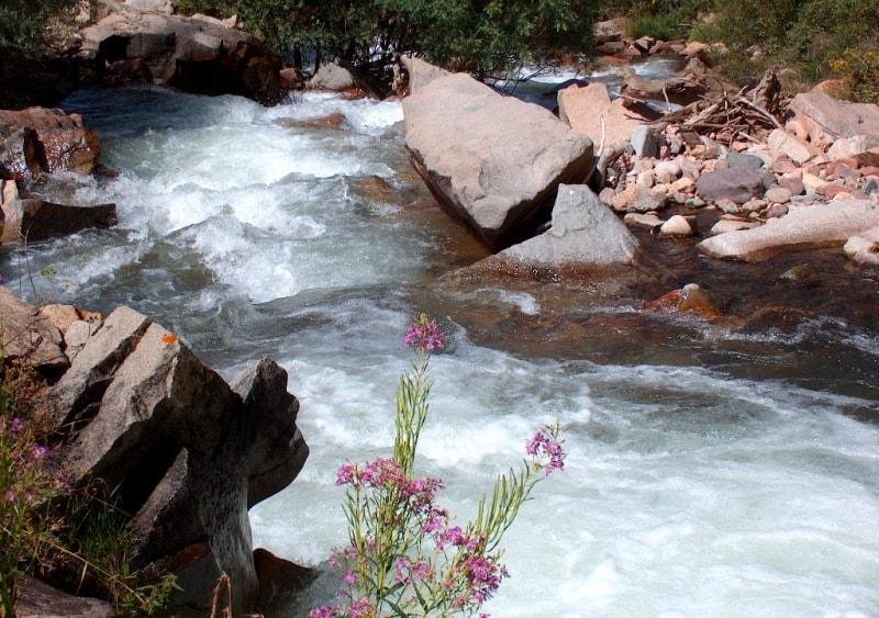 Река Тургень.