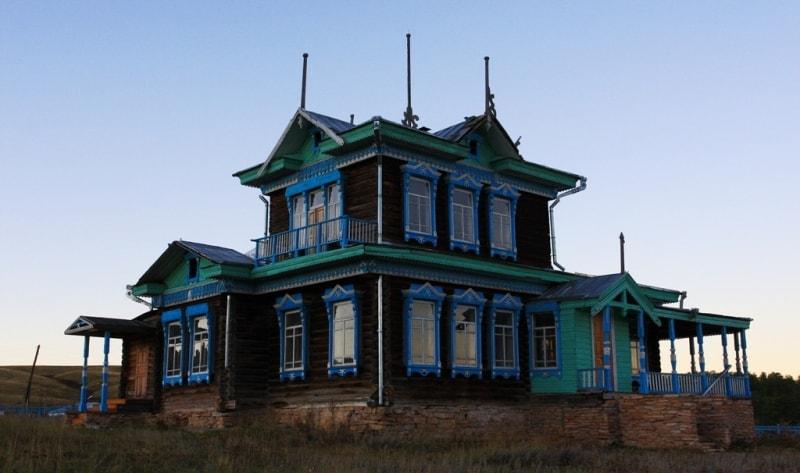 Картинки по запросу каркаралинск дом лесничего