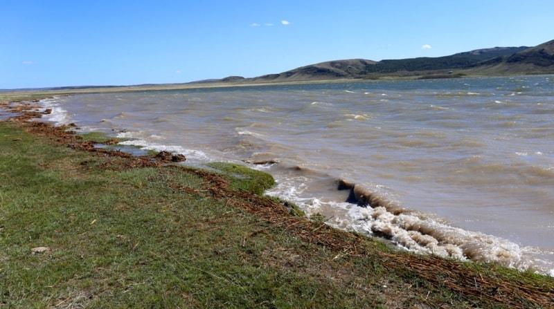 Lake Pashenoe.
