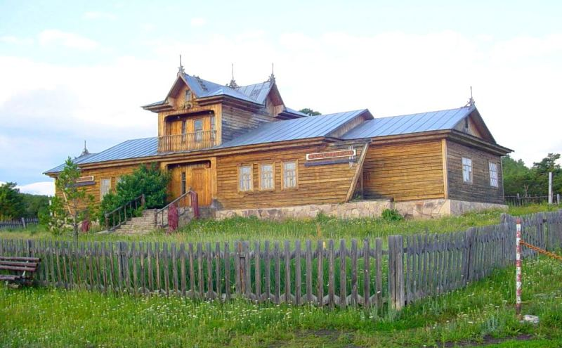 Museum Nature in Karkaraly.