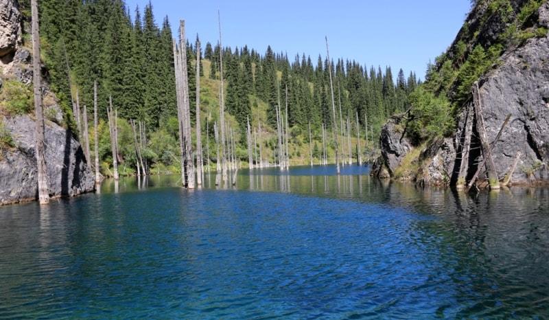 Kolsay lake - I.