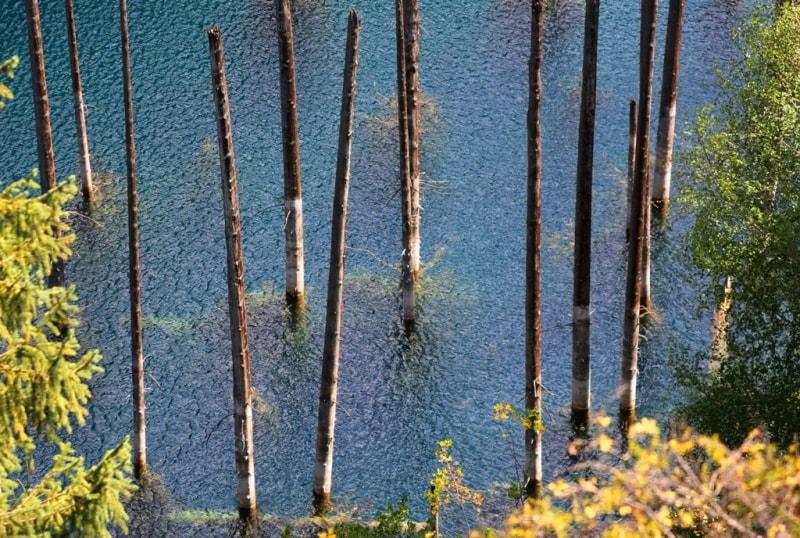State national nature park «Kolsai lakes».