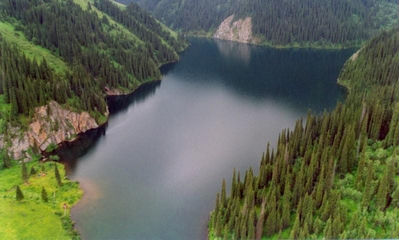 Kolsay lake - II.