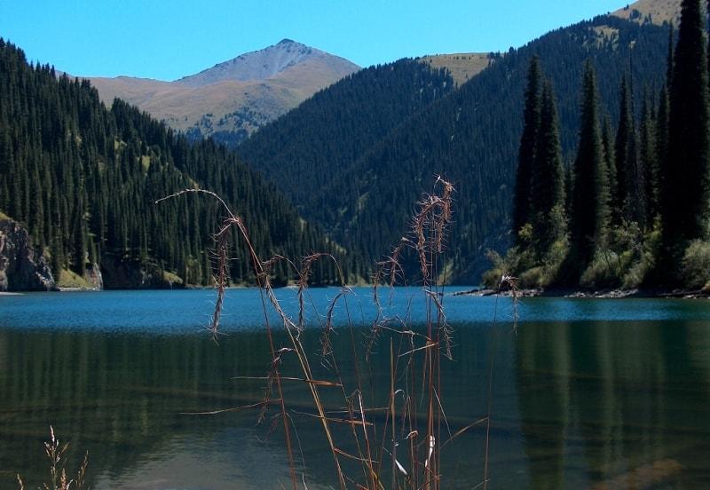 Middle Kolsay lake.