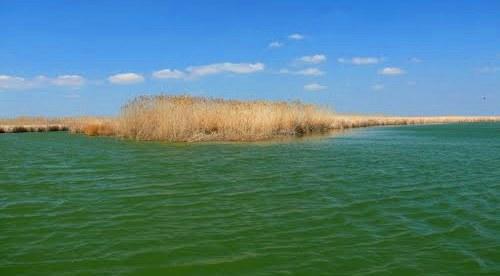 Озеро Аксуат.
