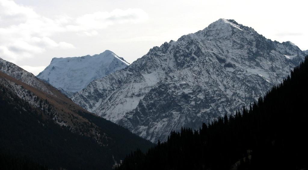 The peak Tent.