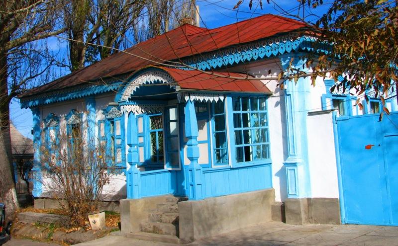 Типичные казачьи дома. Конец XIX начало XX века.