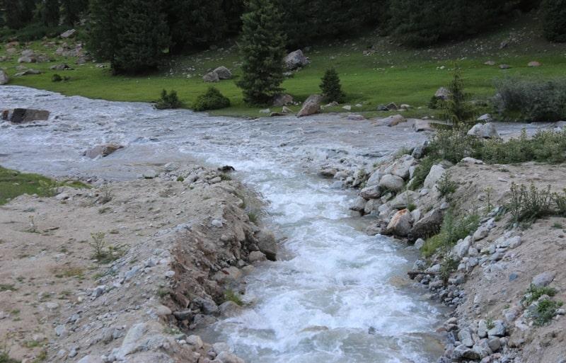 Достопримечательности реки и Барскоон.