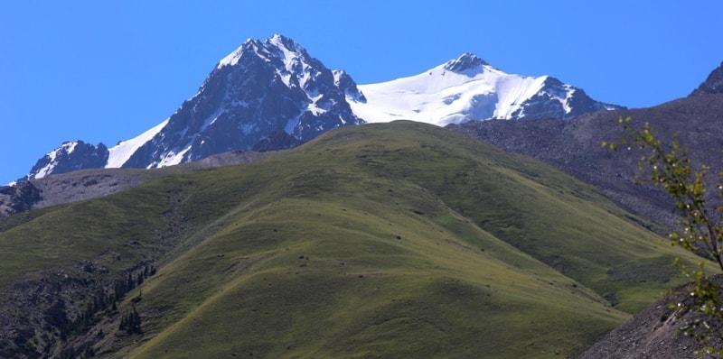 Хребет Каинды-Катта.