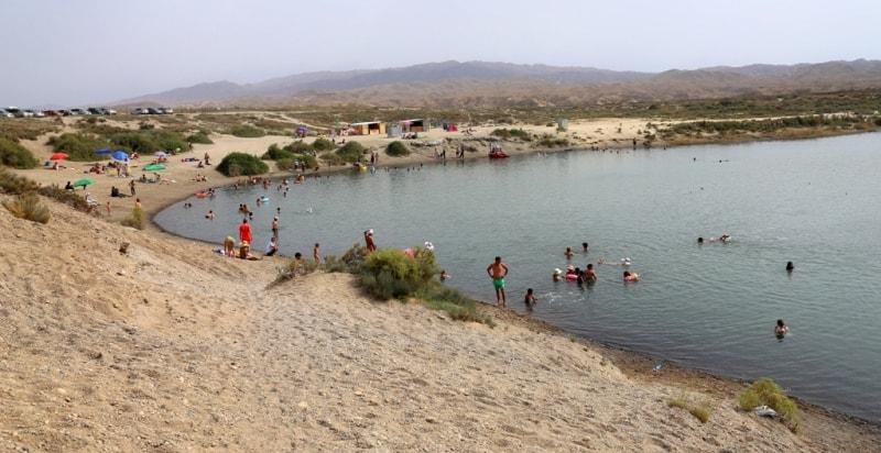 Озеро Кара-Коль.