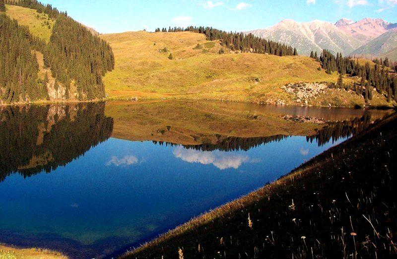 lake Kel-Kogur.
