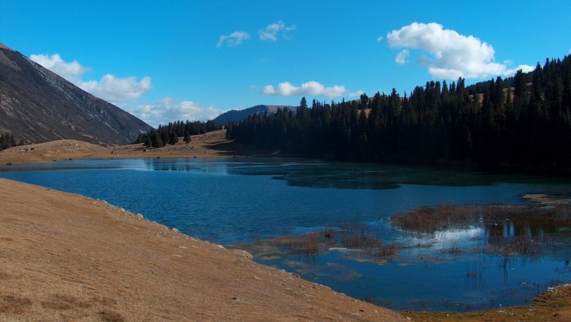 Верхнее озеро.