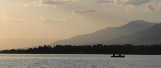 Озеро Иссык.Куль.