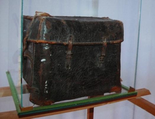 Походная сумка Пржевальского.