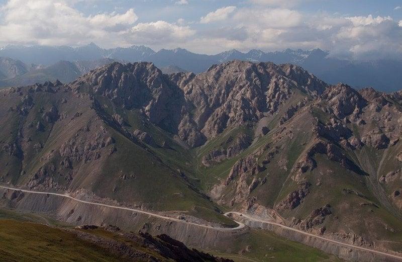 Mount Pamir.