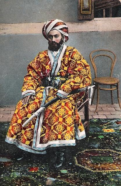 Бухарский хан.