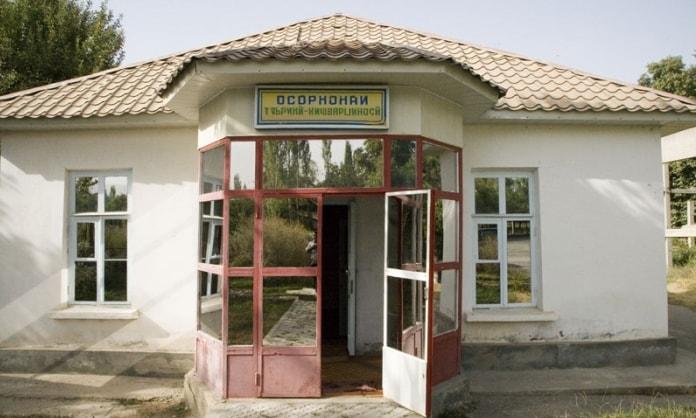 Здание Историко-краеведческого музея района Ховалинг.