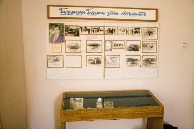 Visit of President Emomali Rahmona in Kabadien.