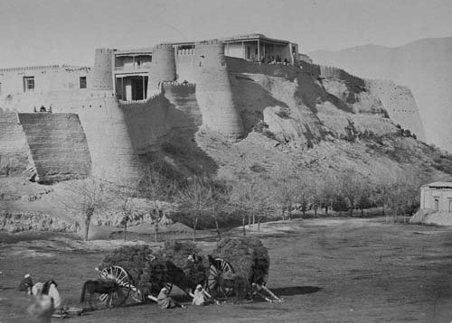Citadel Khudjand.