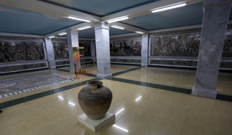 Историко-краеведческий музей в Худжанде.
