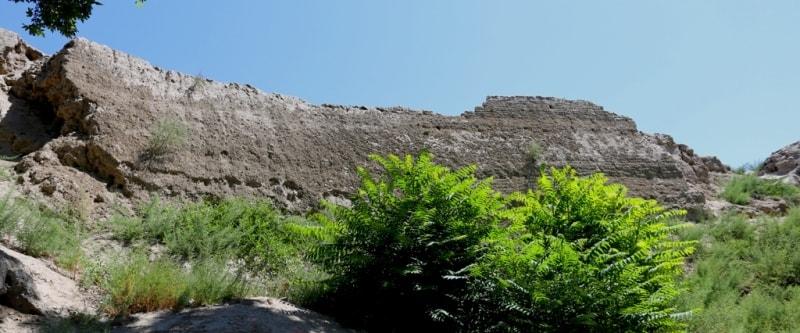 Худжандская крепость.