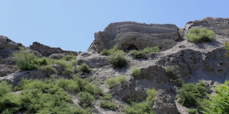 Khudjand fortress.