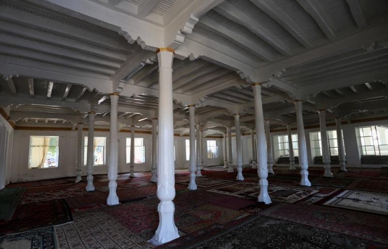 Масджиди Джами  мечеть.