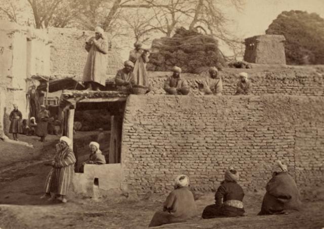 Религиозные обычаи таджиков. Нагарамонд.