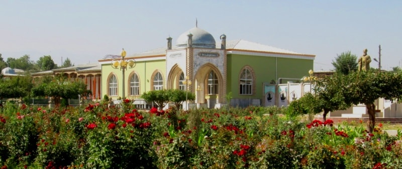 Hazrati-Shoh a mosque.