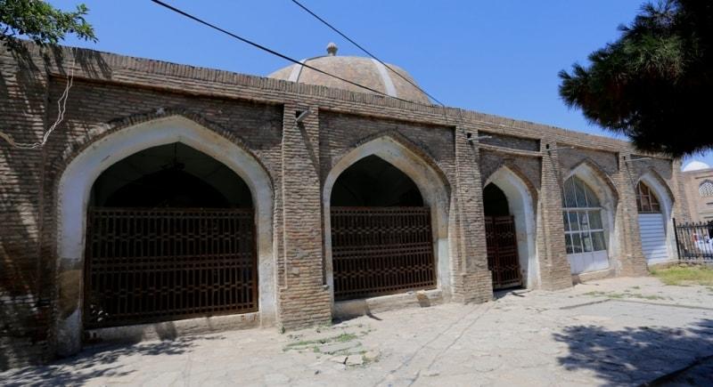 Мечеть-медресе Олим Додхдо.